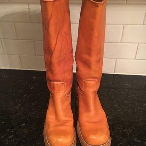 FRYE Campus Boots/Vintage Size 8B